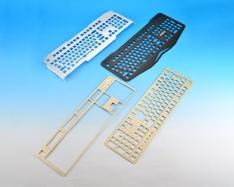 键盘塑料框